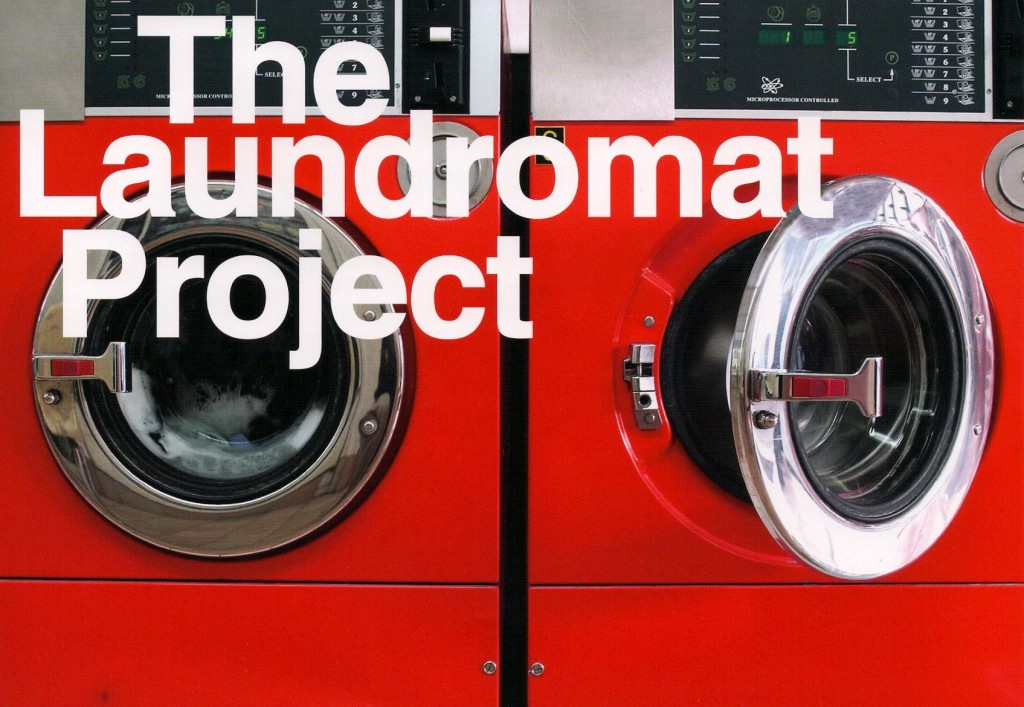 how to build a laundromat